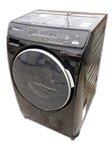 RoomClip商品情報 - パナソニック 6.0kg ドラム式洗濯乾燥機【左開き】(コモンブラック)Panasonic「プチドラム」NIGHT COLORシリーズ NA-VD200L-CK