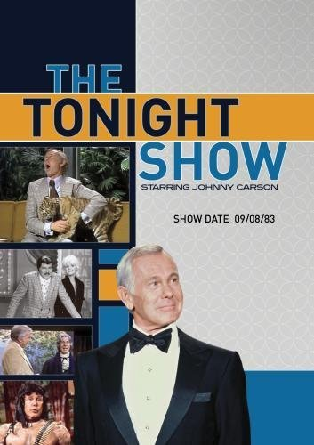 The Tonight Show starring Johnny Carson - Show Date: 09/08/83 by Johnny Carson