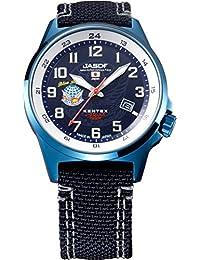 [ケンテックス]Kentex 腕時計 JSDF ソーラー STANDARD 航空自衛隊モデル S715M-07 メンズ