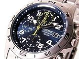 セイコー SEIKO クロノグラフ 腕時計 SND379 腕時計 海外インポート品 セイコー[逆輸入] mirai1-9915-ak [並行輸入品] [簡易パッケージ品]