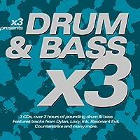 Drum & Bass X3