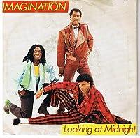 "Looking At Midnight - Imagination 7"" 45"