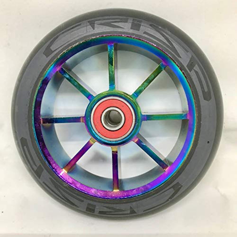 CRISP Scooter クリスプスクーター 8Spoke Wheel 110mm【ウィール】【パーツ】 (NeoChrome)