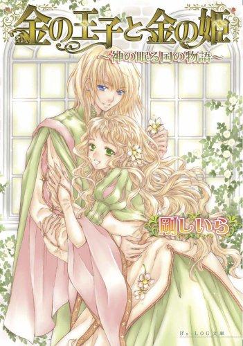 金の王子と金の姫 ~神の眠る国の物語~ (B's-LOG文庫)の詳細を見る