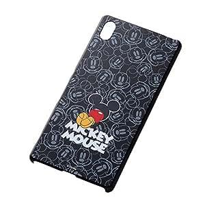 レイ・アウト Xperia Z4 (docomo SO-03G / au SOV31) ディズニー・ハードケース ミッキーマウス・フェイス RT-DXZ4D/MF