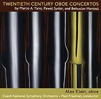Twentieth Century Oboe Concertos by MARTINU / SYDO / YANO (2004-11-30)
