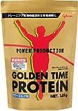 グリコ パワープロダクション ゴールデンタイムプロテイン サワーミルク味 1kg