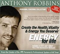 Energy for Life (W/Dvd) (Dig)