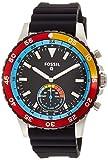 [フォッシル]FOSSIL 腕時計 Q CREWMASTER ハイブリッドスマートウォッチ FTW1124 メンズ 【正規輸入品】