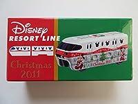 【東京ディズニーリゾート 2011 「クリスマス」 リゾートライン トミカ】 TDR Christmas DISNEY RESORT LINE Tomica