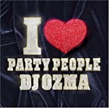 I LOVE PARTY PEOPLE(DVD付) 画像