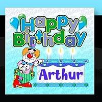 Happy Birthday Arthur