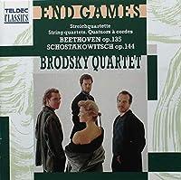 String Quartets 15 & 16