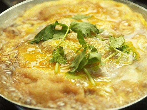 第10話「江東区枝川のハムエッグ定食とカツ皿」