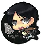 Mouse Pad - Attack on Titan - New SD Eren Anime Licensed ge41009