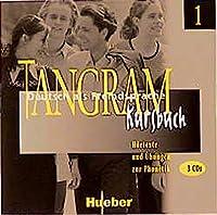 Tangram: CDs 1 (3) - Kursbuch