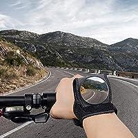 millet16zjh スポーツアームスリーブ 自転車バックミラーアームリストストラップ リアビュー サイクリングバイク安全アクセサリー