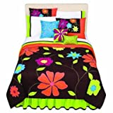 Best Bacati布団セット - Valley of Flowers Twin Comforter set by Bacati Review