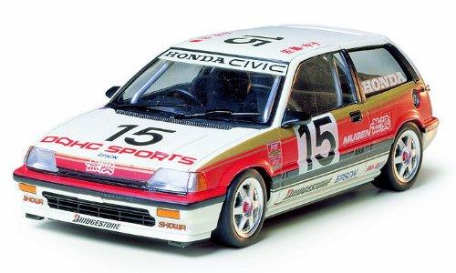 1/24 スポーツカーシリーズ No.63 Honda 無限シビックSi Gr.A レーシング 24063