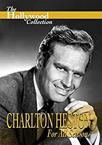 Hollywood Collection: Heston, Charlton - For All [DVD] [Import]