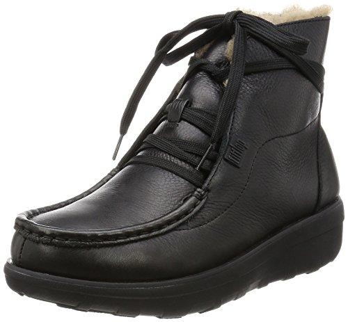 [フィットフロップ] ブーツ  B75 ABK ブラック US 6(23cm)