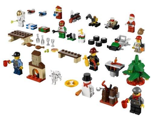 レゴ シティ・アドベントカレンダー 60024