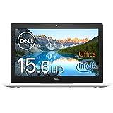 Dell ノートパソコン Inspiron 15 3580 Celeron Office ホワイト 20Q11HBW/Win10/15.6HD/4GB/1TB HDD