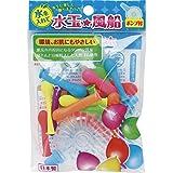 水玉風船(ポンプ付) 000033480 【粗品 イベント おもちゃ 記念品 キッズ こども 運動会 風船】