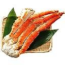 北国からの贈り物 タラバガニ 脚 特大 天然 ボイル 本 たらば 蟹 足 1kg 5L かに 1-2肩3-6本 2-3人前