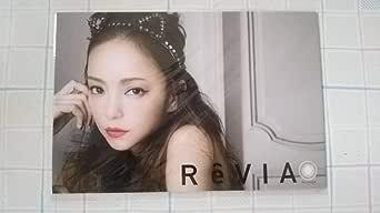 安室奈美恵 ReVIA ポストカード