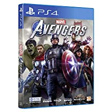 Marvel's Avengers, Standard Edition, Playstation 4