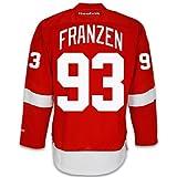 リーボック ジャージ Johan Franzen DetroitレッドWings Home Jersey byリーボック、赤、4x l