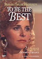 To Be the Best [DVD]