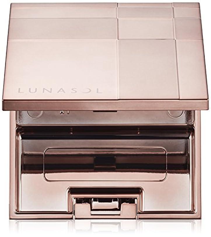 赤外線才能のある目に見えるルナソル ルナソル チークカラーコンパクト 化粧小物
