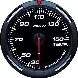 日本精機 Defi (デフィ) メーター【Racer Gauge】60φ 温度計 (ホワイト) DF-11706