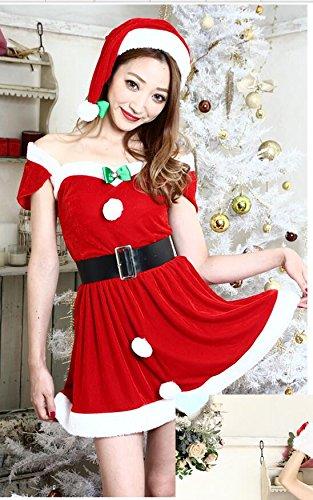 e7f2baafdb37e サンタ コスプレ サンタコス クリスマス コスチューム 大きいサイズ 衣装 コス セクシー サンタクロース パーティ サンタコスプレ クリスマスコスプレ