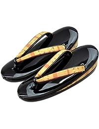 草履 単品 [並木] エナメル草履A-14 留袖 訪問着 色無地用 S 小さいサイズ 日本製 レディース