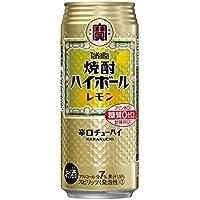 焼酎ハイボール レモン 500ml×24本