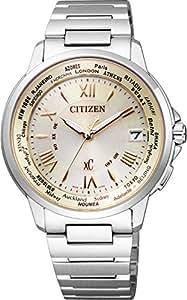 [シチズン]CITIZEN 腕時計 xC クロスシー エコ・ドライブ電波時計 【数量限定2,000本】 HAPPY FLIGHTシリーズ ペア CB1020-54P メンズ