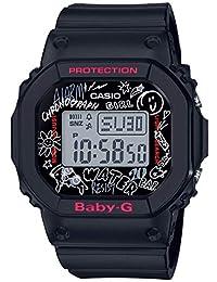 [カシオ]CASIO 腕時計 BABY-G ベビージー Graffiti Face BGD-560SK-1JF レディース