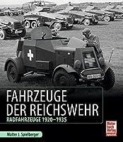 Fahrzeuge der Reichswehr: Radfahrzeuge 1920-1935