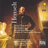 Chamber Music: Trio Avec Piano / Berceuse