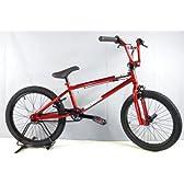 自転車、BMX/20インチ/MONGOOSE/ARTICLE/クロームレッド