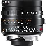 Leica summilux-m 35?mm f / 1.4?Asphレンズ(ブラック)