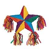 Fiesta Five Point Star Pinata フィエスタファイブポイントスターピニャータ♪ハロウィン♪サイズ: