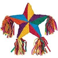 Fiesta Five Point Star Pinata フィエスタファイブポイントスターピニャータ?ハロウィン?サイズ:
