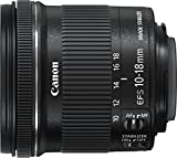 Canon 超広角ズームレンズ EF-S10-18mm F4.5-5.6 IS STM APS-C対応 EF-S10-18ISSTM 画像