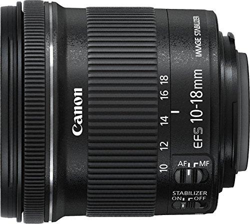 『Canon 超広角ズームレンズ EF-S10-18mm F4.5-5.6 IS STM APS-C対応 EF-S10-18ISSTM』の1枚目の画像