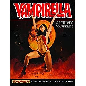 Vampirella Archives 9