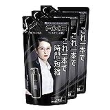 【Amazon.co.jp限定】 AXE(アックス) ブラック ノーベッドヘア シャンプー 詰替え用 280g×3 おまけ付き